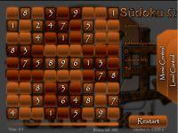 Sudoku Ohm